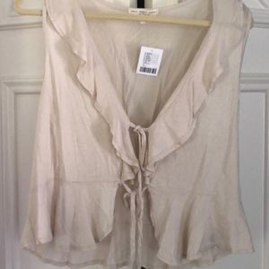 NWOT - Light Green Truly Madly Deeply Blouse!!